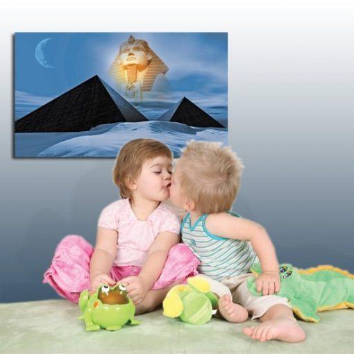 obrazy piramidy