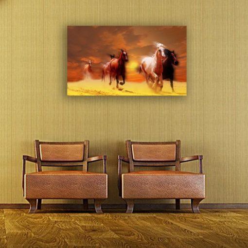 dekoracje konie