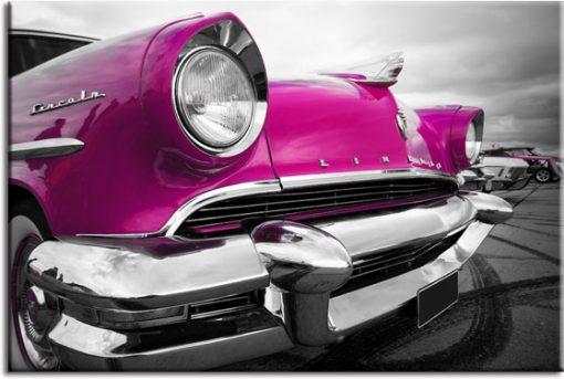dekoracje samochód