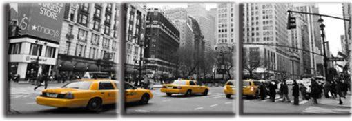 tryptyk Nowy Jork