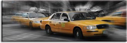 obrazy z taxi