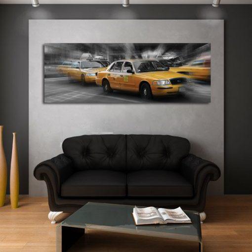 Obraz taxi