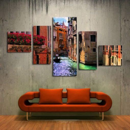 obrazy z Wenecji