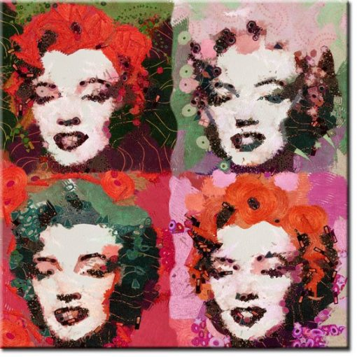 Obrazy z Marilyn Monroe