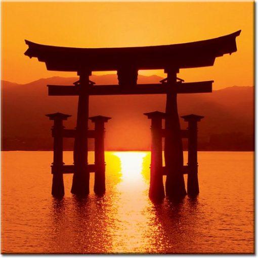 obrazy japońskie