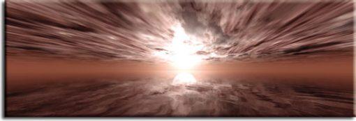 obrazy z chmurami