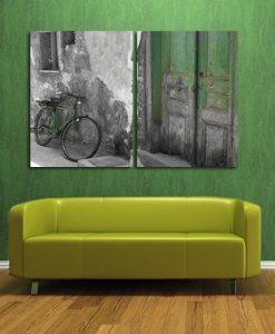 obrazy rowery