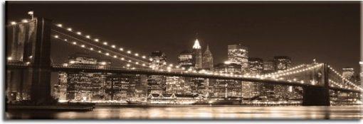 obrazy z mostem brooklińskim