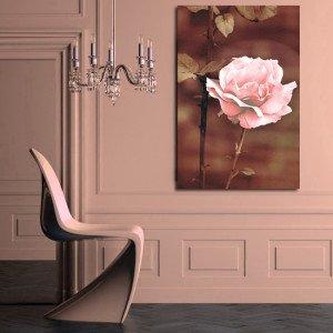 obraz brown rose