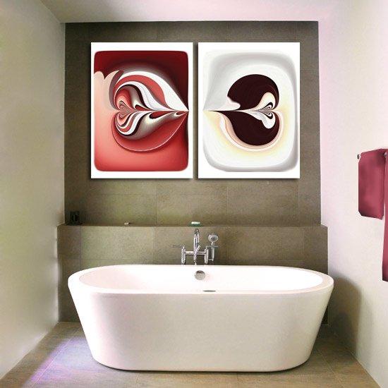 Obrazy Na ścianę W łazience To Modna I Wodoodporna Dekoracja