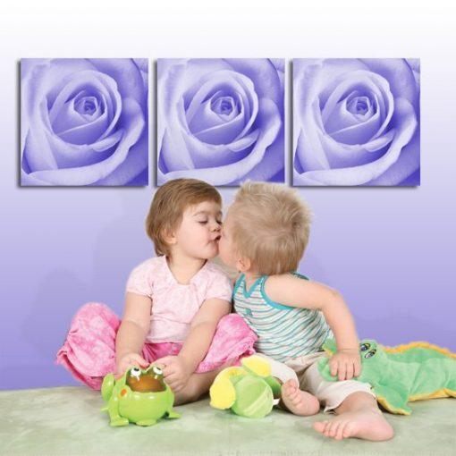 obrazy róże