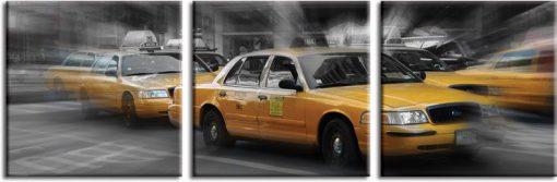 ozdoby z taksówkami