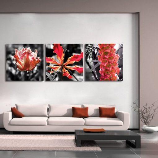 dekoracje z obrazami