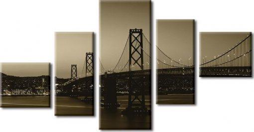most na kaskadzie