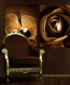 dekoracje z róża