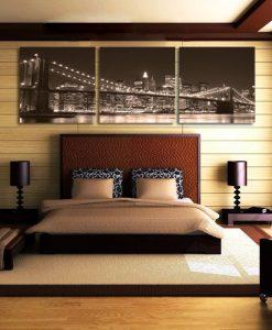 obrazy most Brookliński
