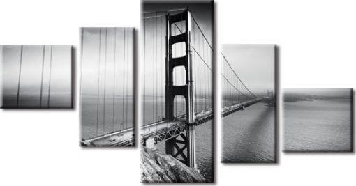 kaskada z Golden Gate