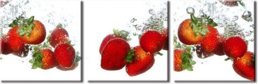 tryptyki z owocami