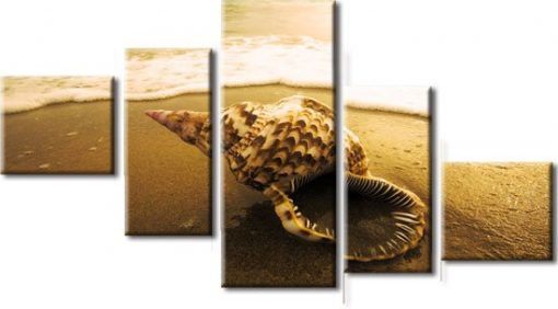 kaskada z plażą