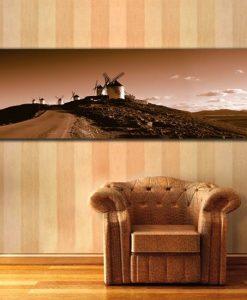ozdoby z krajobrazem