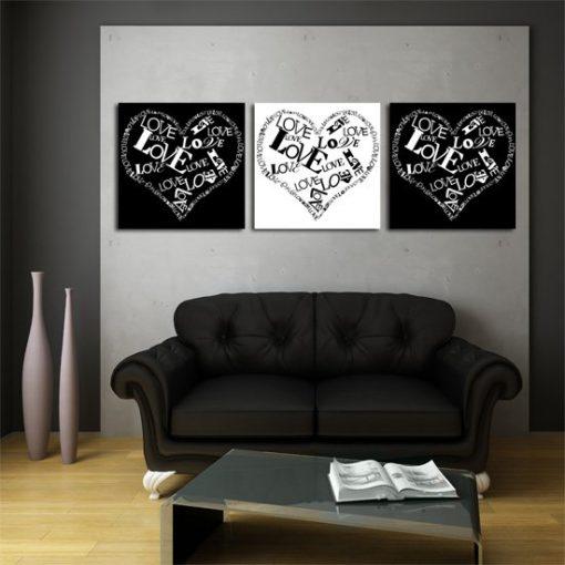 dekoracje z sercem