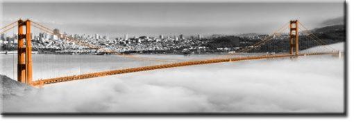 panorama z mostami