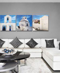 dekoracje z architekturą