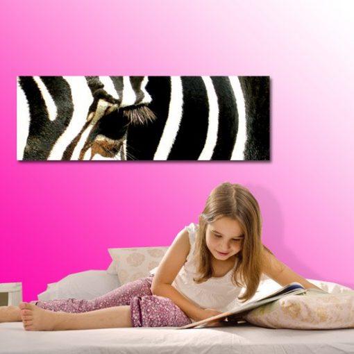 dekoracje z zebrą