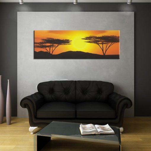 dekoracje z Afryką