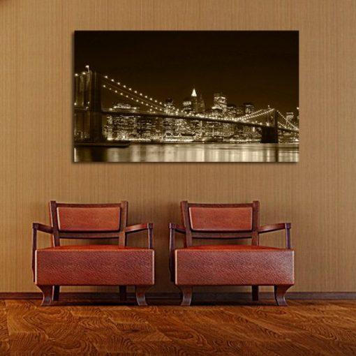 dekoracje Manhattan