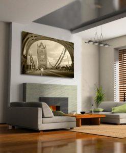 obrazy z mostami