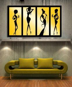 dekoracje one color