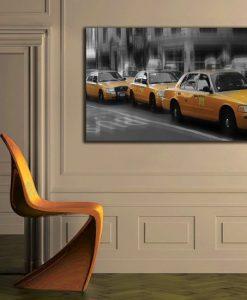 dekoracje z taksowkami