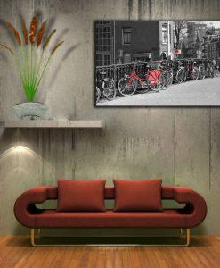 ozdoby z rowerami