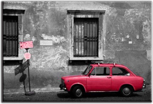 obrazy z pojazdami