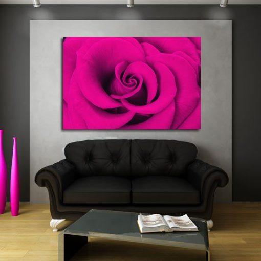 różowe dekoracje