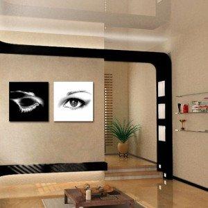 dyptyk oczy
