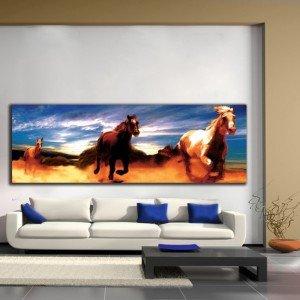 obrazy konie