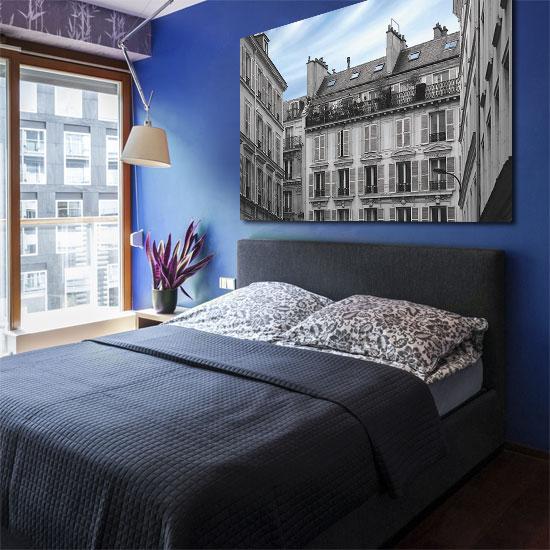 obraz kamienica - Obrazy na ścianach
