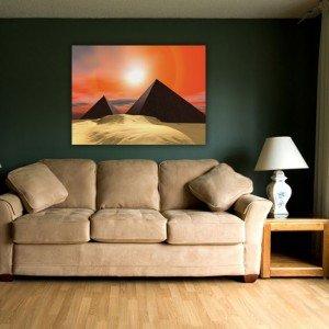 obraz piramidy