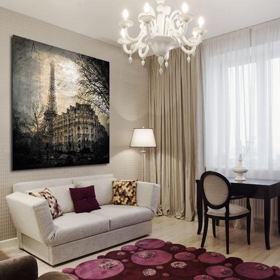 Obrazy z wieżą Eiffla