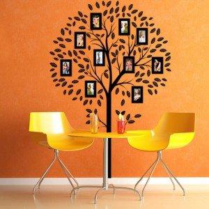samoprzylepne drzewo genealogiczne