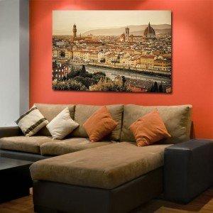 Obrazy przestrzenne z głębią - dekoracje z panoramą