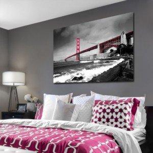 dekoracje z Golden Gate