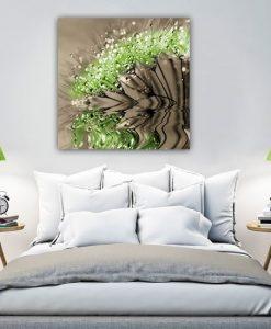 dekoracje w sepii