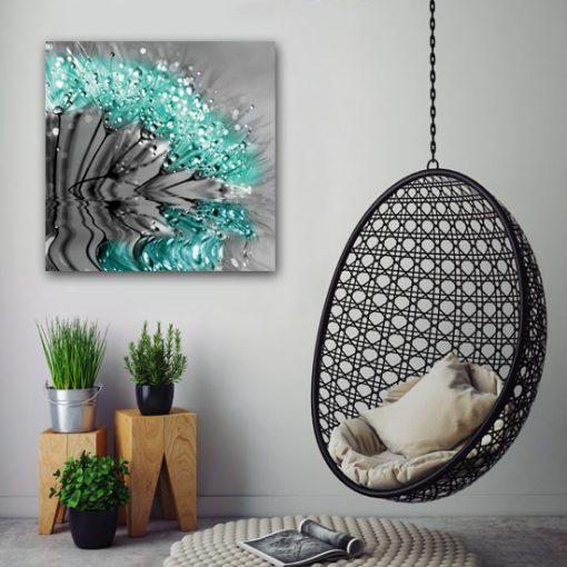 dekoracje z dmuchawcem