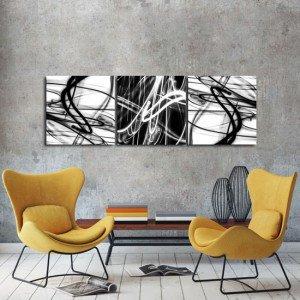 abstrakcyjne obrazy na płótnie