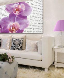dekoracje z orchideami
