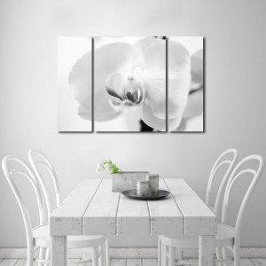Obrazy styl skandynawski - ciekawe proste formy - ozdoby czarno-białe