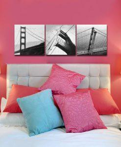 ozdoby z Golden Gate